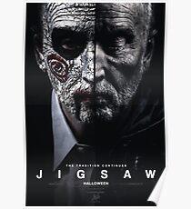 Saw film Poster