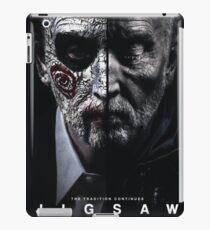 Saw film iPad Case/Skin