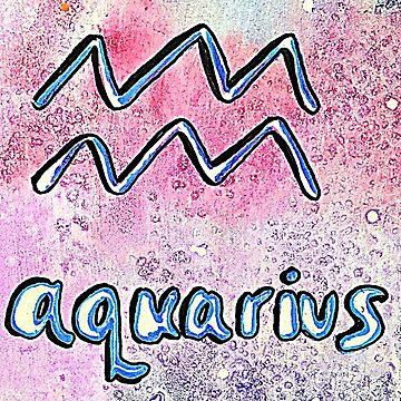 Aquarius, zodiac, horoscope, star sign, astrological  by rrandj