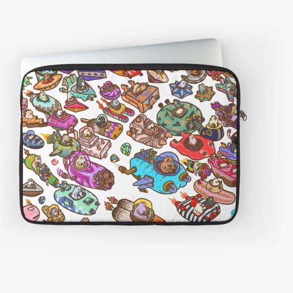 holiday from the hubble Laptop Sleeve