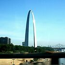 St.Louis Arch #3 by HippiePrincess