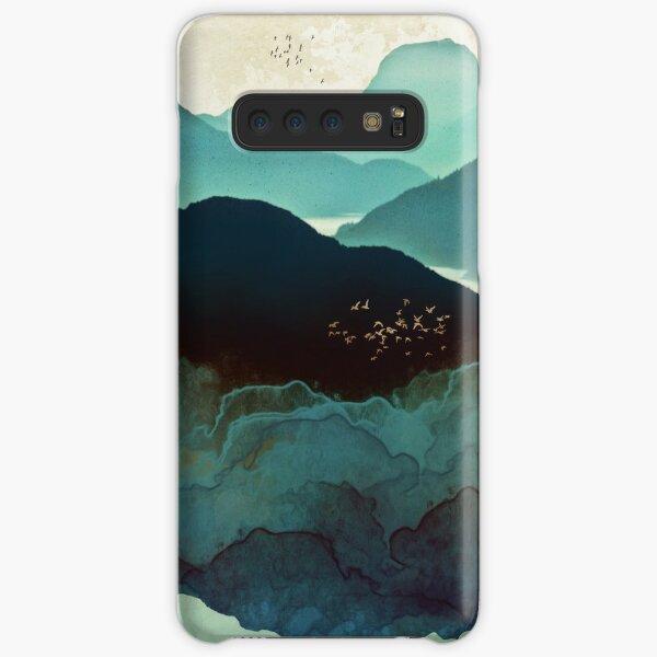 Indigo Mountains Samsung Galaxy Snap Case
