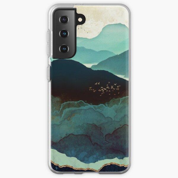 Indigo Mountains Samsung Galaxy Soft Case