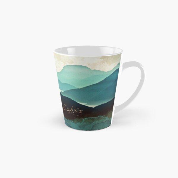 Indigo Mountains Tall Mug