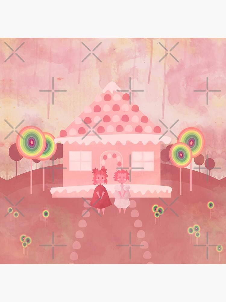 Candy Fields (Hänsel & Gretel) by lexamay