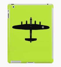Lancaster Bomber iPad Case/Skin