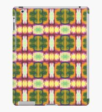 colorful blocks iPad Case/Skin