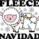 Fleece Navidad by DetourShirts