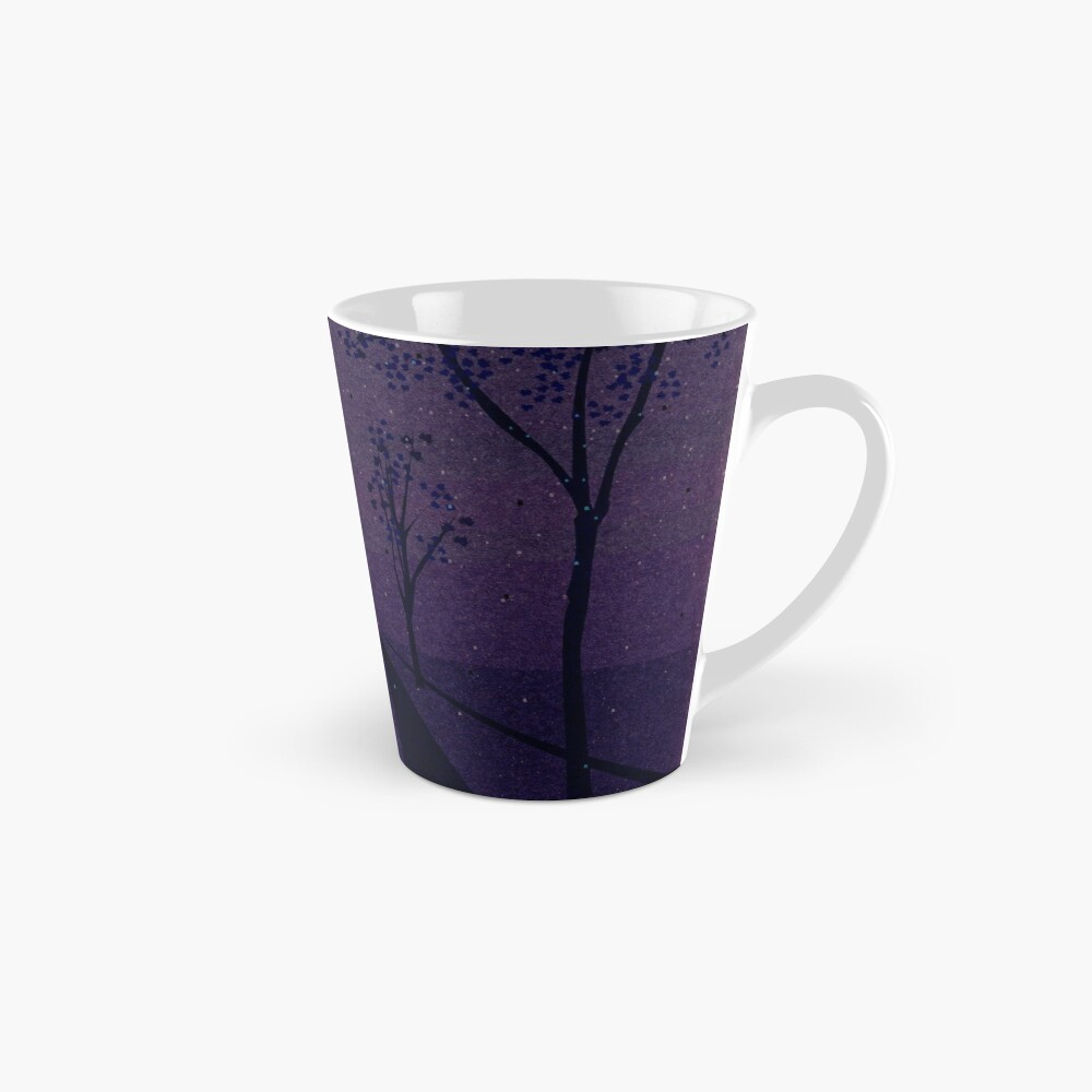 Autumn Path (Night) Mug
