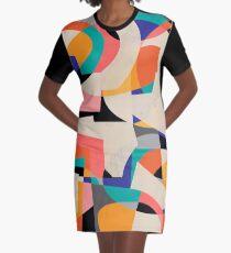 ColorShot III Graphic T-Shirt Dress