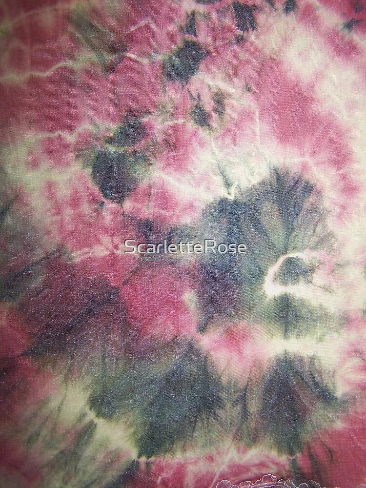 earthy dress by ScarletteRose