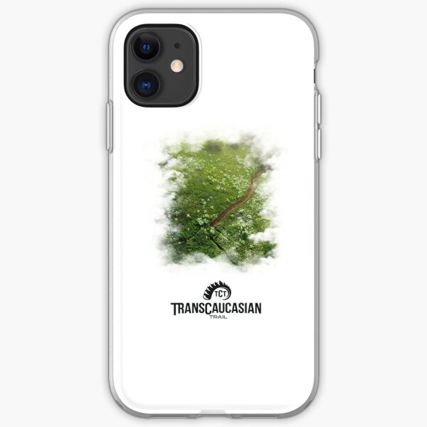 TCT Phone Cases/Skins: Aerial Trailbuilding iPhone Soft Case