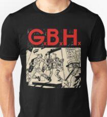 G.B.H. original flyer Unisex T-Shirt