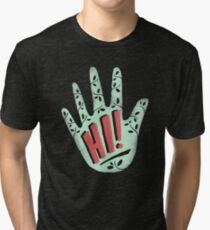 High Five Tri-blend T-Shirt