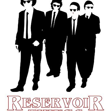 Reservoir Things by Digitize