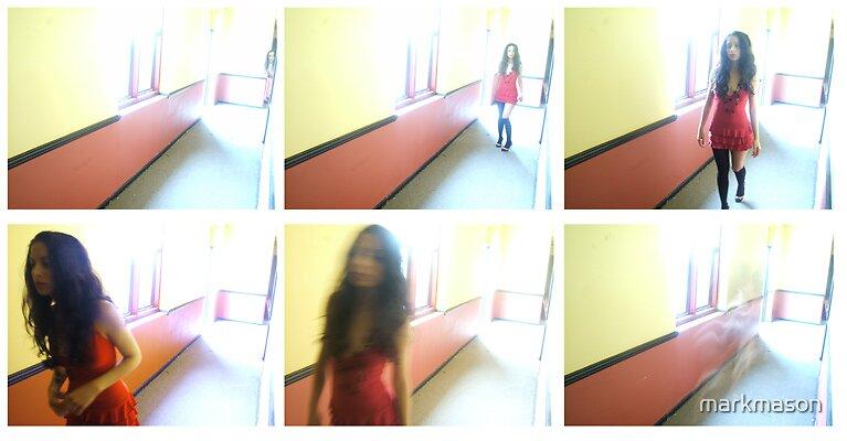 The Corridor by markmason