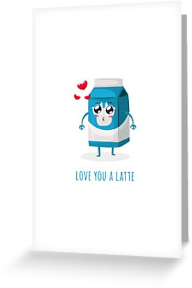Love You A Latte by AlessandroAru