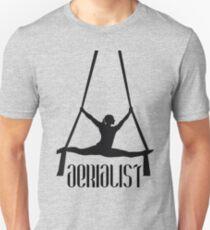 Aerialist-Silks Performer Unisex T-Shirt