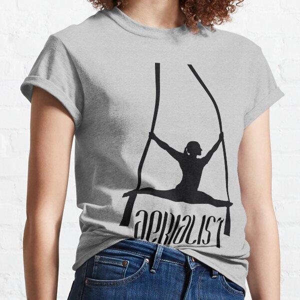 Aerialist-Silks Performer Classic T-Shirt