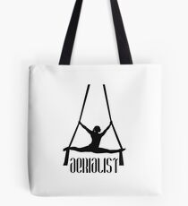 Aerialist-Silks Performer Tote Bag