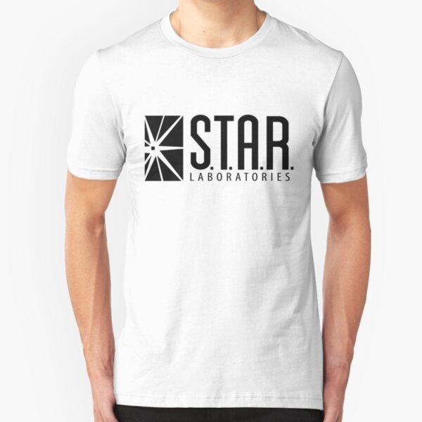S.T.A.R. LABORATORIES Slim Fit T-Shirt