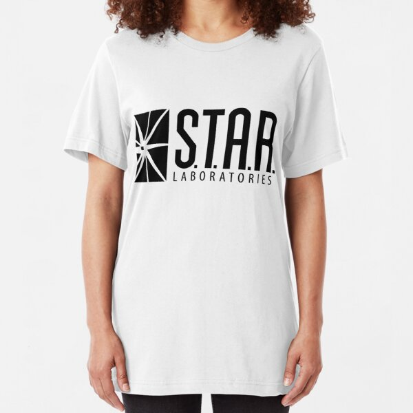S.T.A.R. LABORATORIES Slim Fit T-Shirt