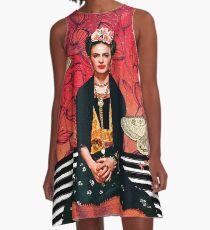 Frida Enamorada A-Line Dress