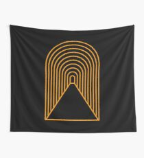 Doorway Portal Wall Tapestry