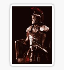 Ancient Roman Centurion Sticker
