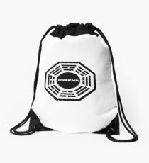 Dharma Logo Drawstring Bag