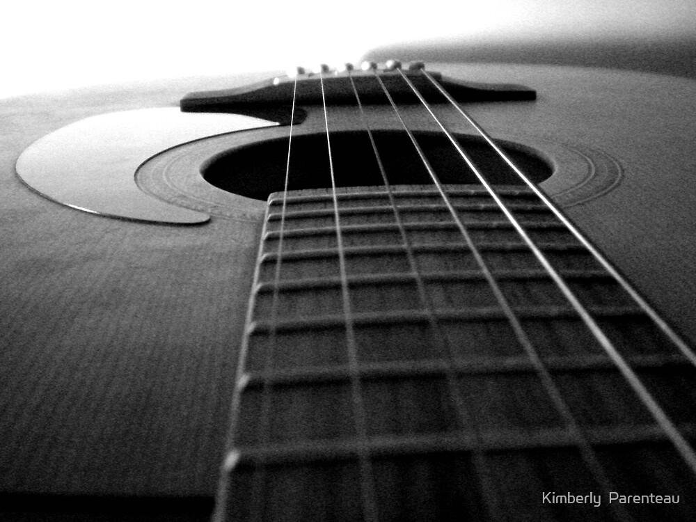 Guitar 2 by Kimberly  Parenteau
