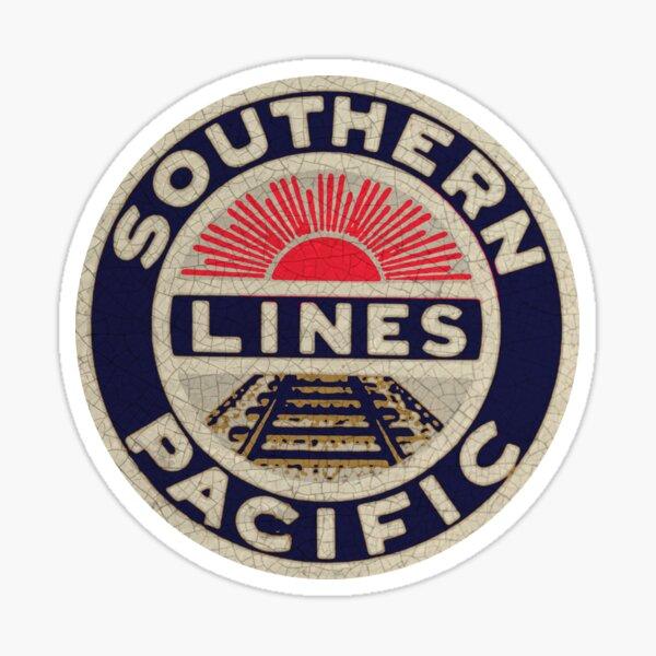 Southern Pacific Rail Line USA Sticker