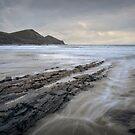 Crackington Haven Cornwall by eddiej