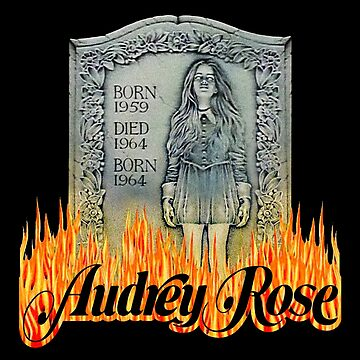Audrey Rose Grabstein von DCdesign