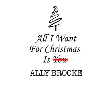All I want Is Ally de AAbi