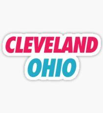 Cleveland Vice  Sticker