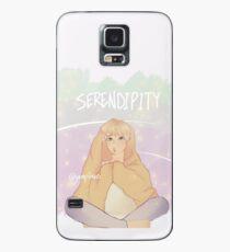 Serendipität. Hülle & Klebefolie für Samsung Galaxy
