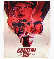 Content Cop  Poster