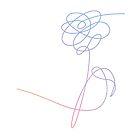 BTS Love Yourself Blume von imgoodimdone