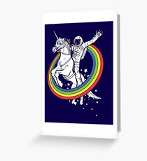 Epic combo #23 Greeting Card