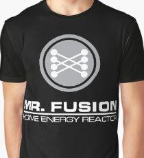 Mr. Fusion Graphic T-Shirt