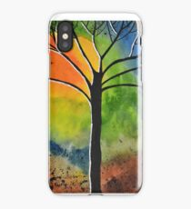 Sun Rise in the West iPhone Case