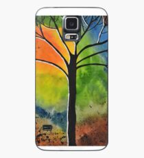 Sun Rise in the West Case/Skin for Samsung Galaxy