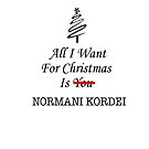 «All I want is Normani» de AAbi