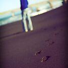 Footprints  by brightfizz