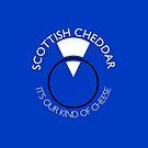 Scottish Cheddar: White by tvcream