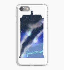 Geronimo Tardis iPhone Case/Skin