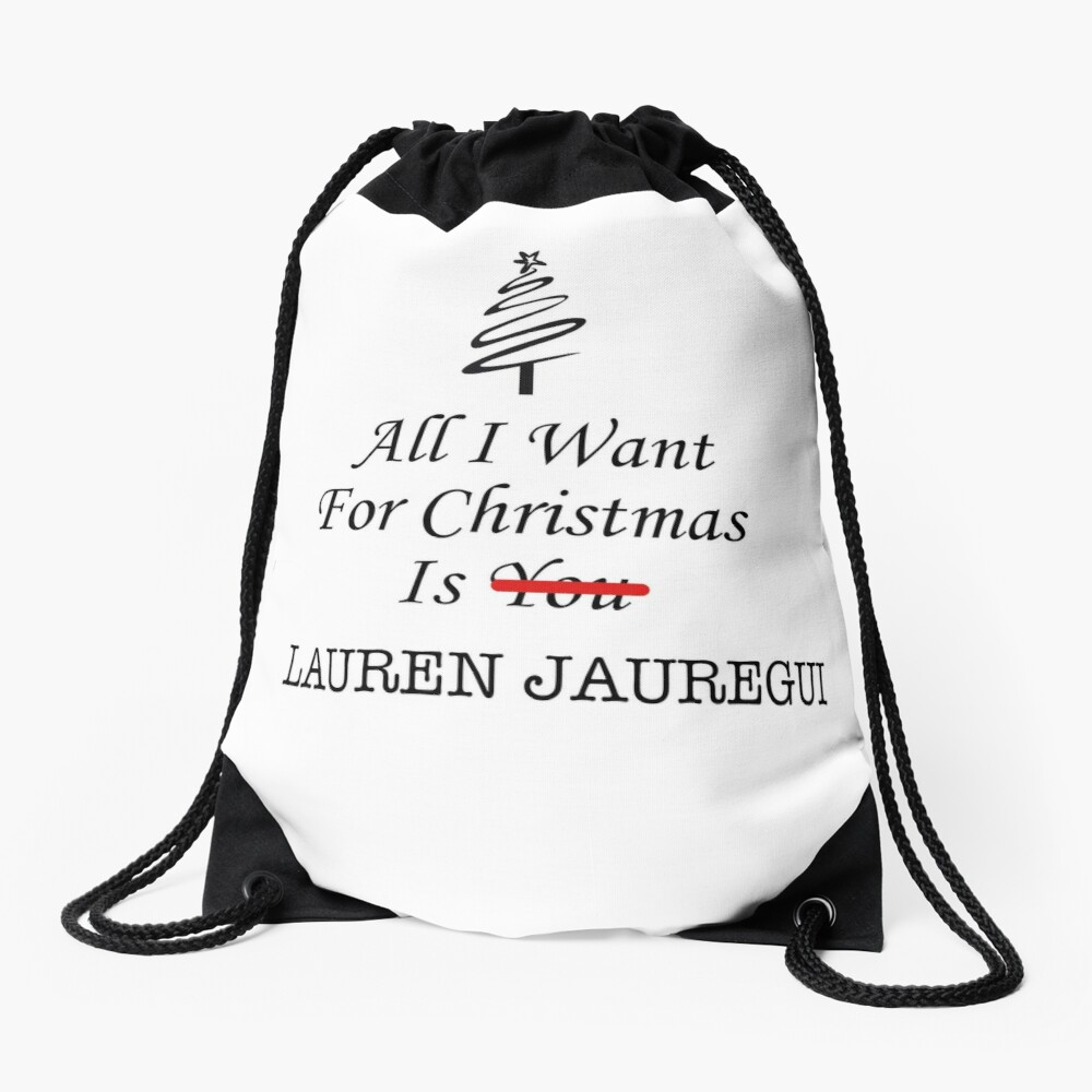 All I want is Lauren Mochila saco