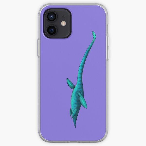 Plesiosaur iPhone Soft Case