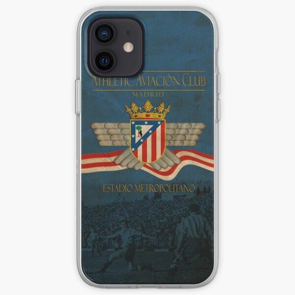 Athletic Aviación Club Funda blanda para iPhone